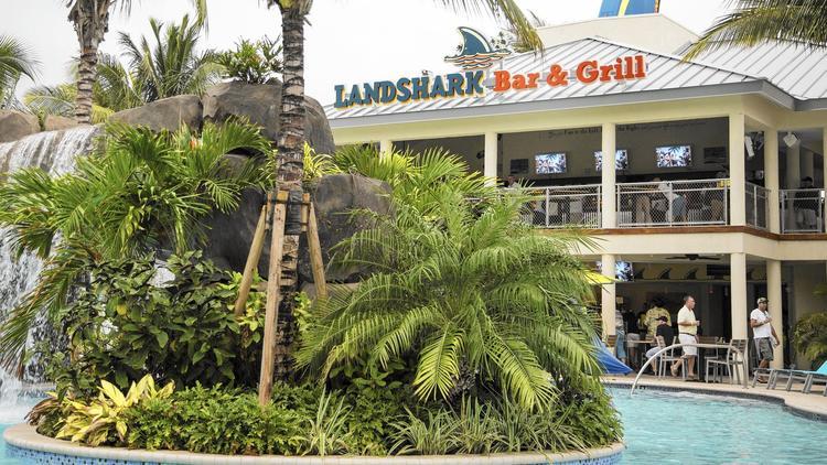 The LandShark Bar & Grill