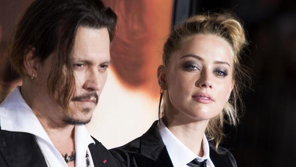 Amber Heard isn't rolling over
