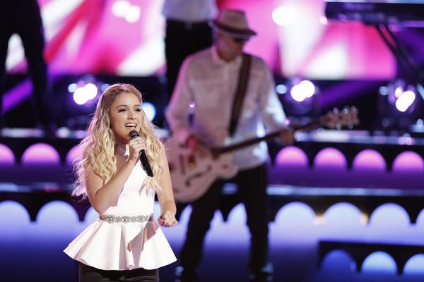 'The Voice' recap: Top 9 take