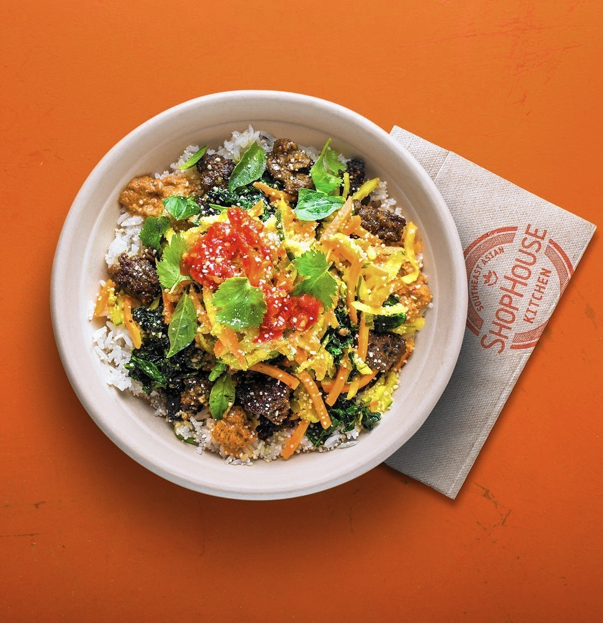 Shophouse Chipotle S Asian Food Chain Now Open In The Loop