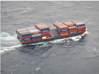 batteries among lost ship cargo pose public risk coast guard says