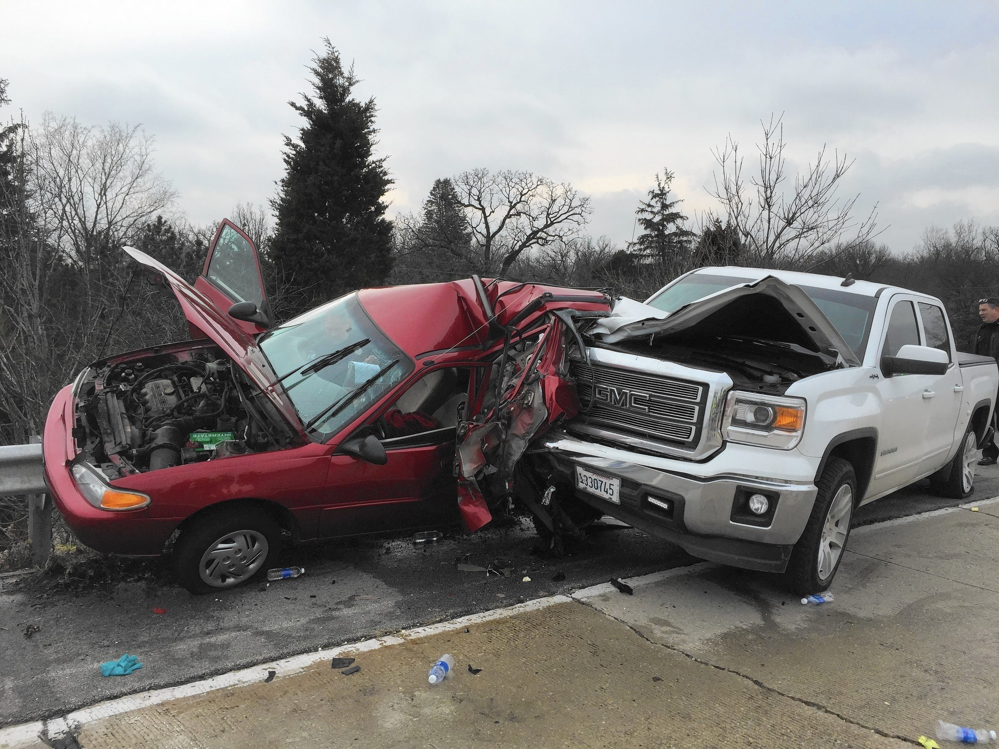 Brookfield Woman Killed In Oak Brook Car Crash The