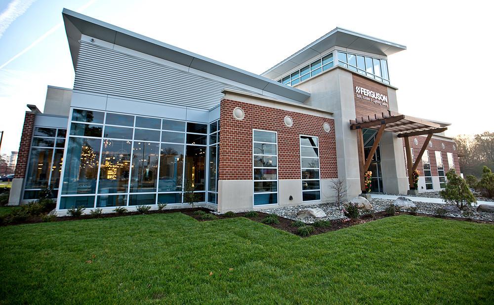 Ferguson opens flagship showroom in Newport News - Daily Press