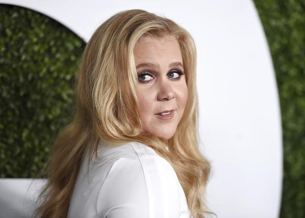 Amy Schumer, nominated for her role in