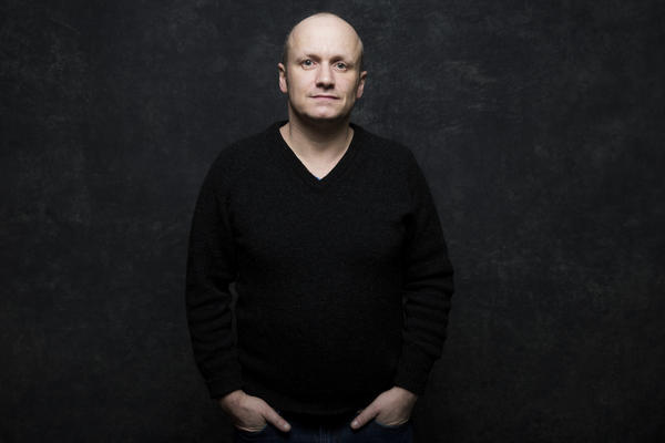 Lenny Abrahamson (Jay L. Clendenin / Los Angeles Times)