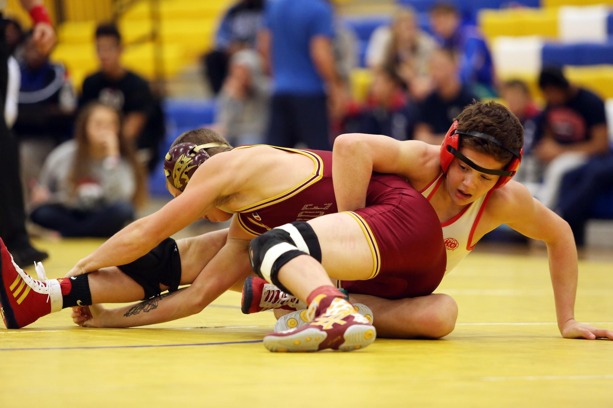 ncs wrestling dual meet 2016
