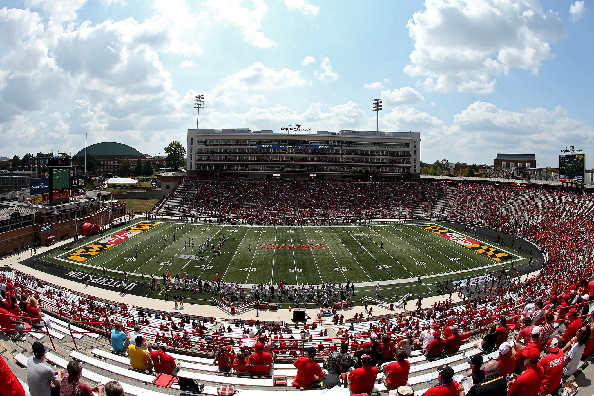 Byrd Stadium To Become Maryland Stadium After Regents Vote