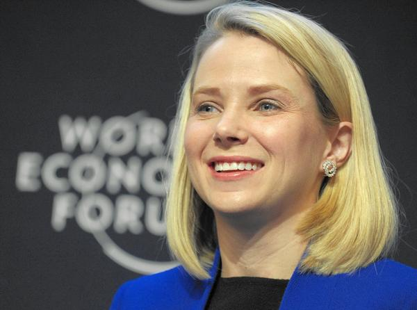 How much could Marissa Mayer
