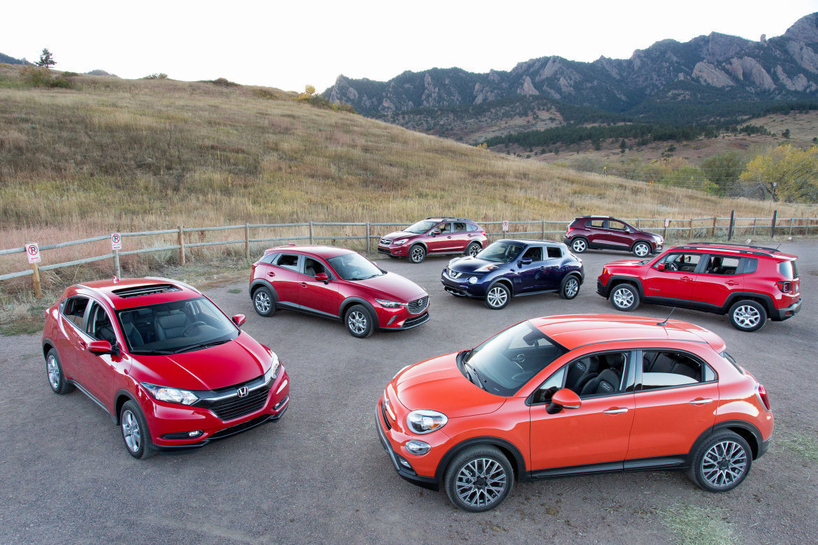 Best subcompact crossovers - Chicago Tribune