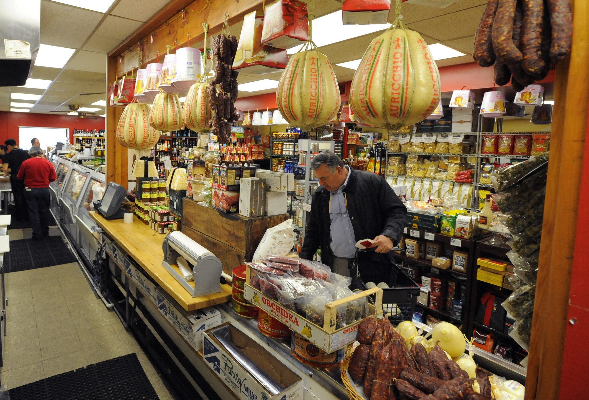 Italian Groceries In Baltimore Shine At The Holidays And