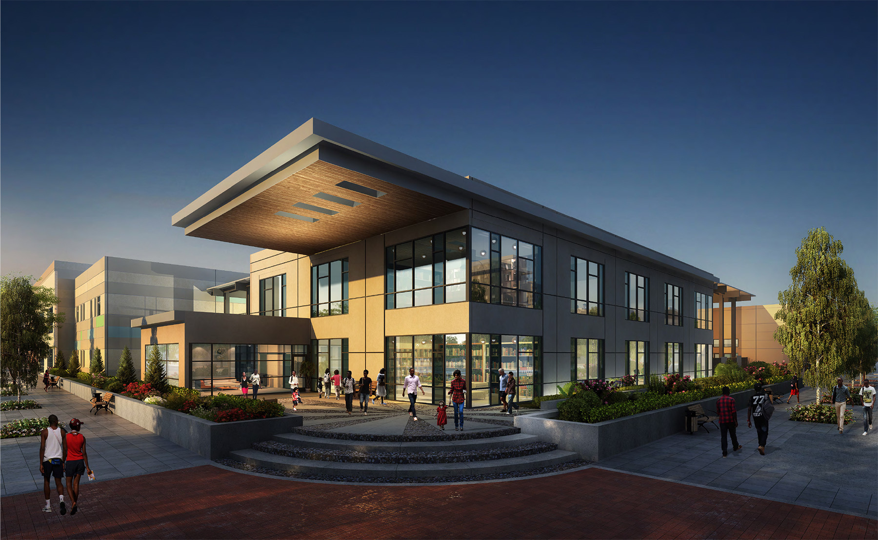 Subcontractor Bids Go Out For Parramore K 8 School