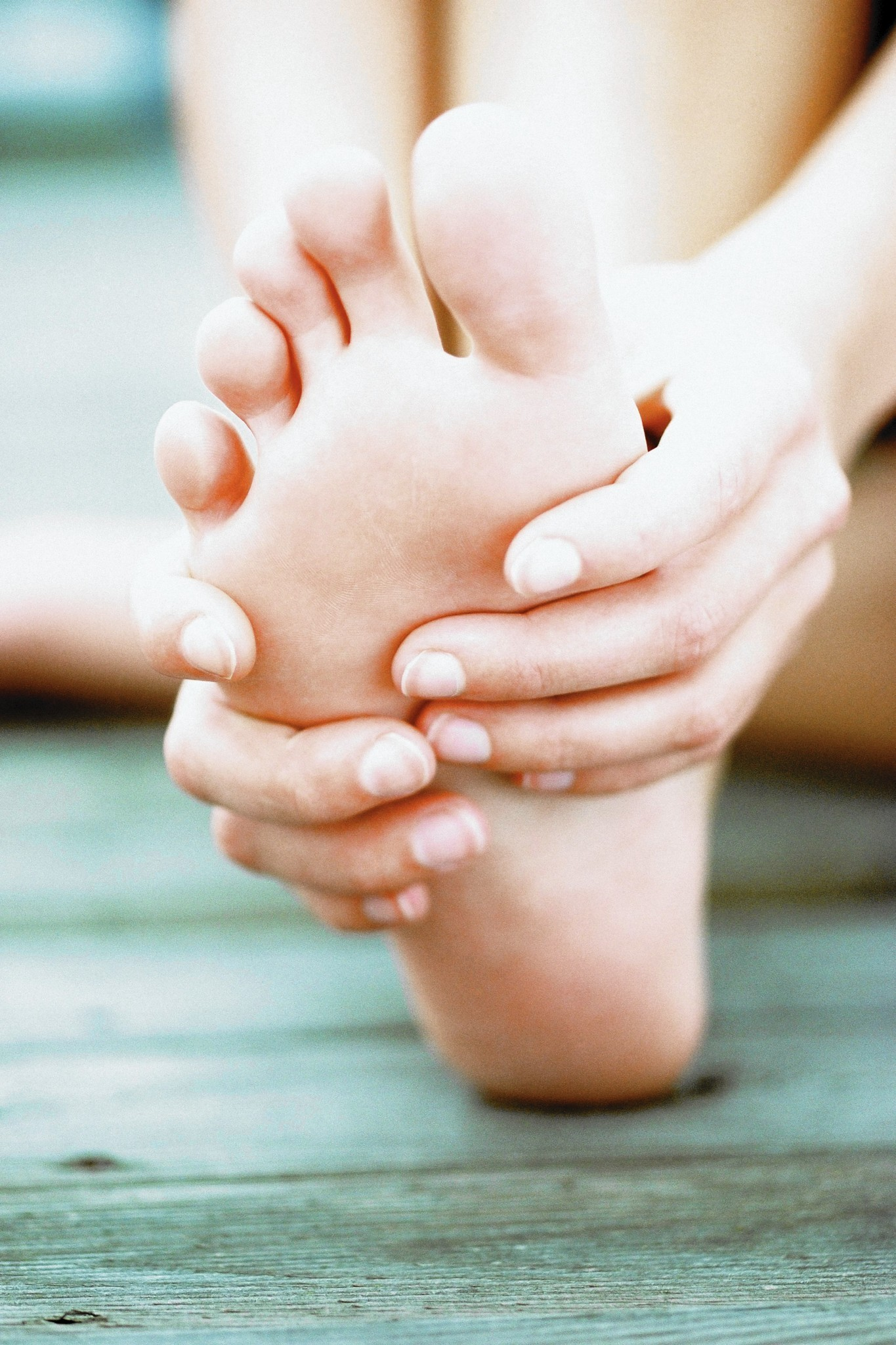 How To Soothe Sore Feet