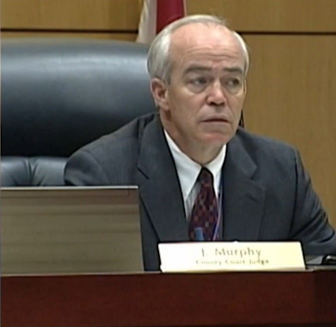Florida Supreme Court Removes Judge In Courtroom Outburst