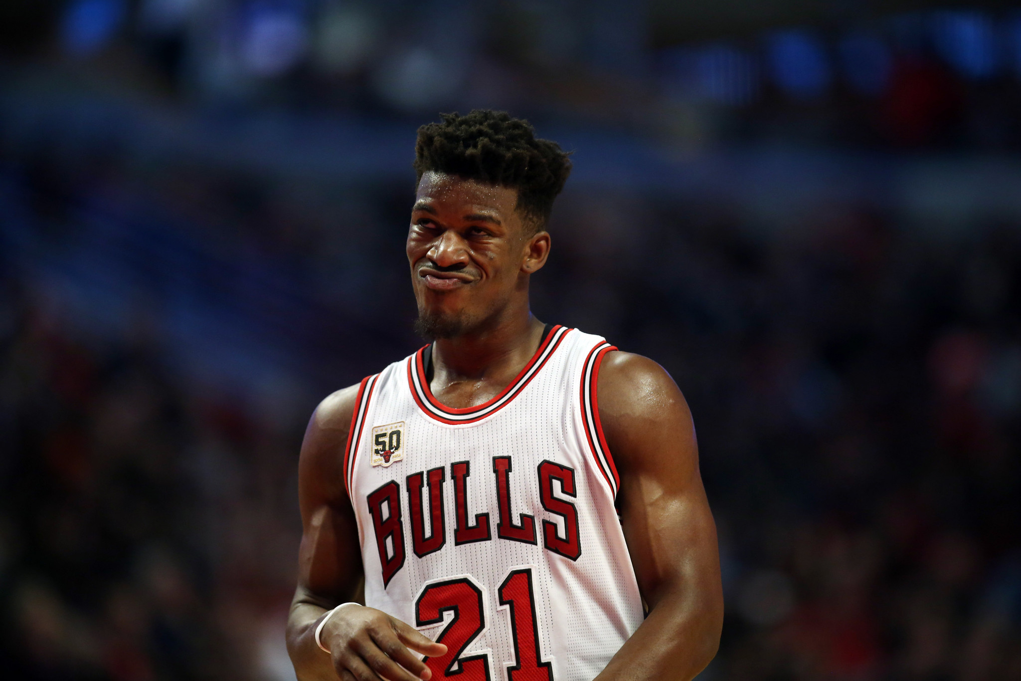 Why Is Jimmy Butler Wearing A Fanny Pack Chicago Tribune