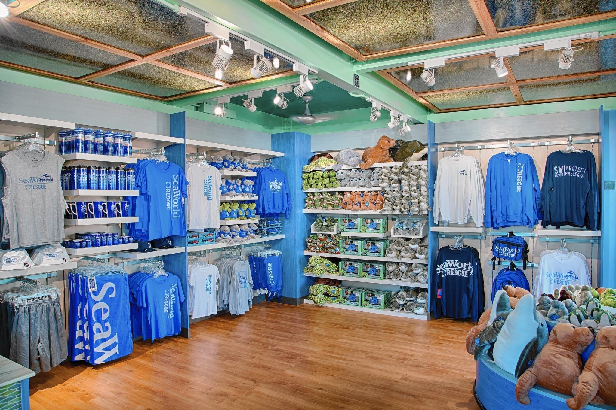 Seaworld Rescue Store Opens Orlando Sentinel