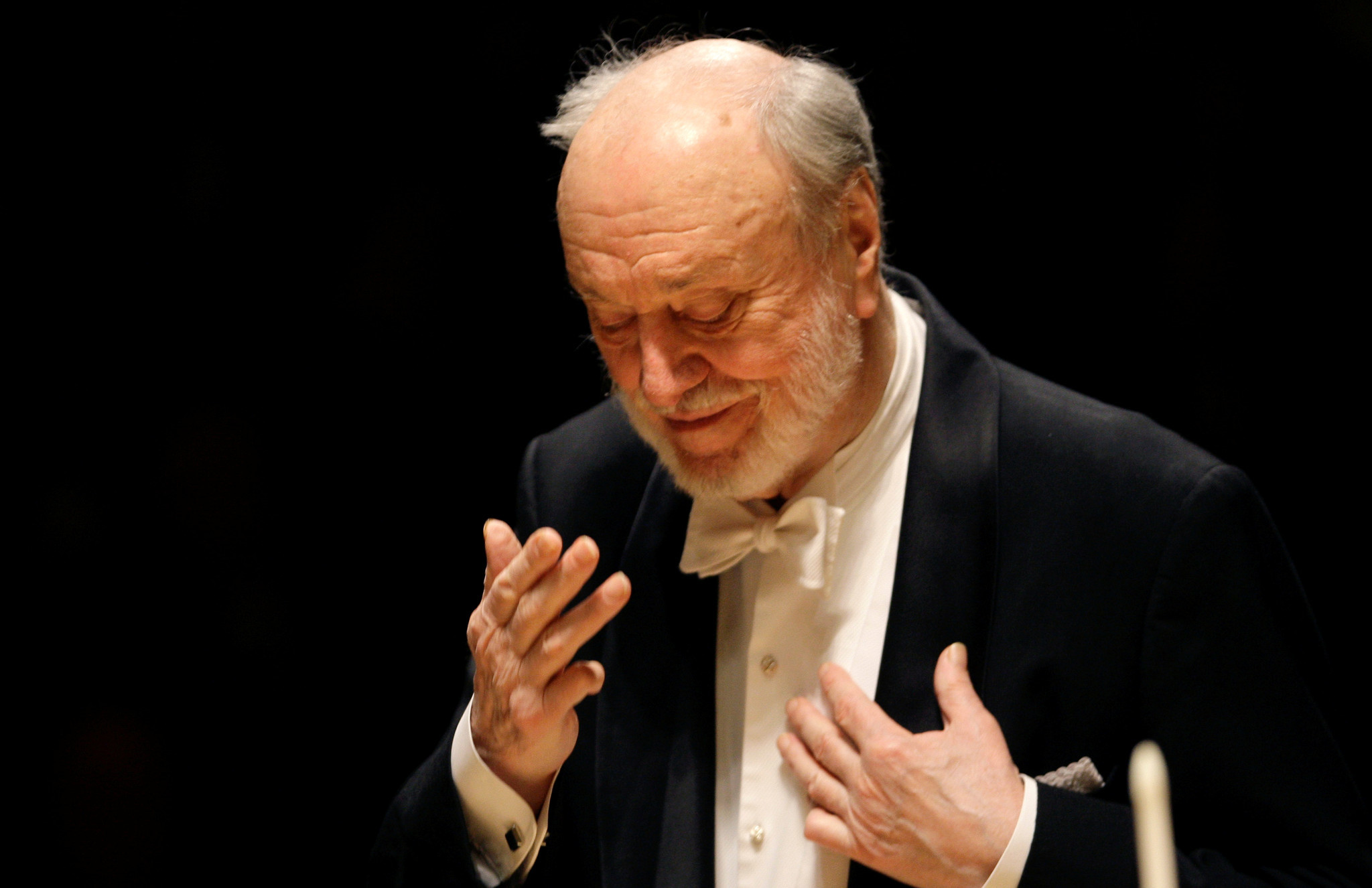 Remembering Conductor Kurt Masur With A Sublime Strauss Song Baltimore Sun