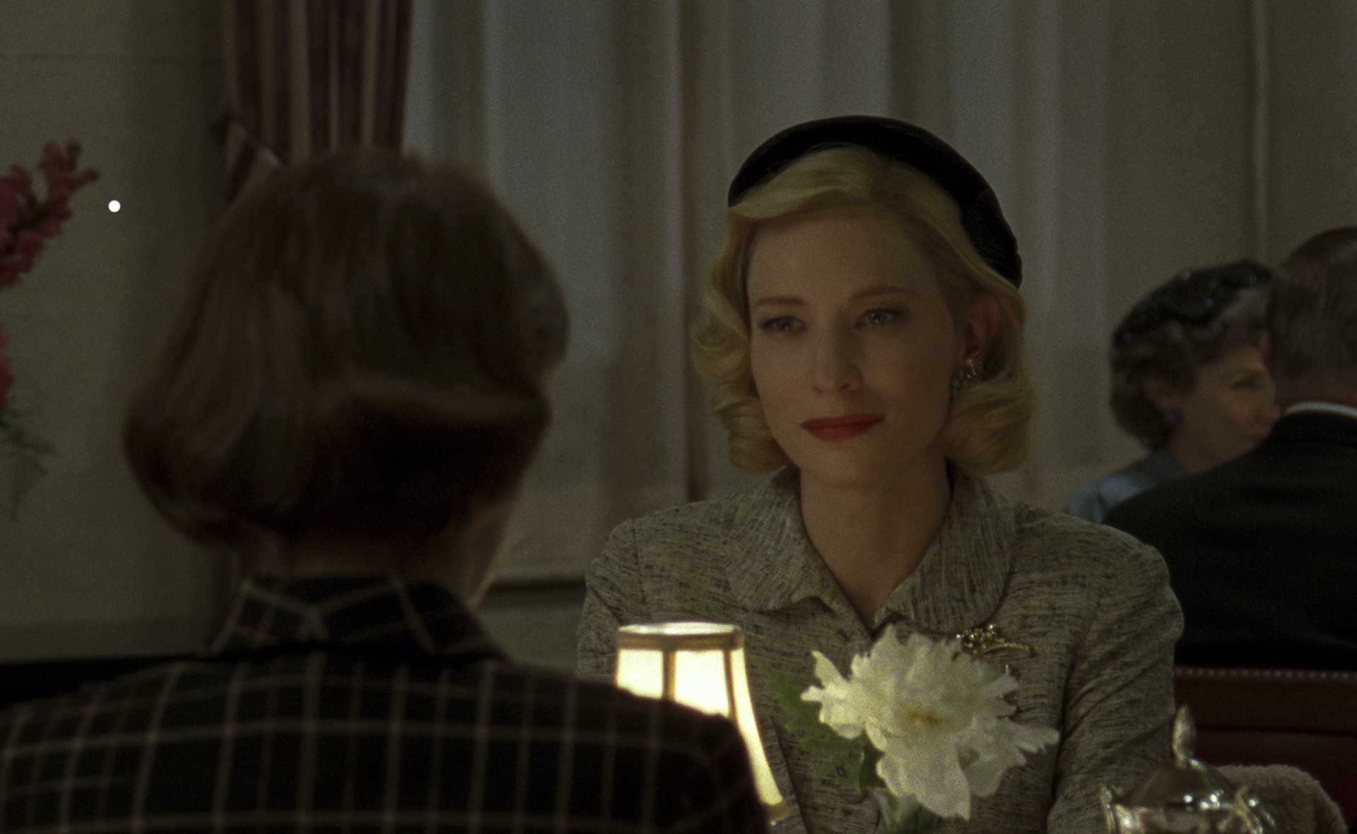 'Carol' movie review: Cate Blanchett, Rooney Mara excel in ... Adaptation Movie Gif