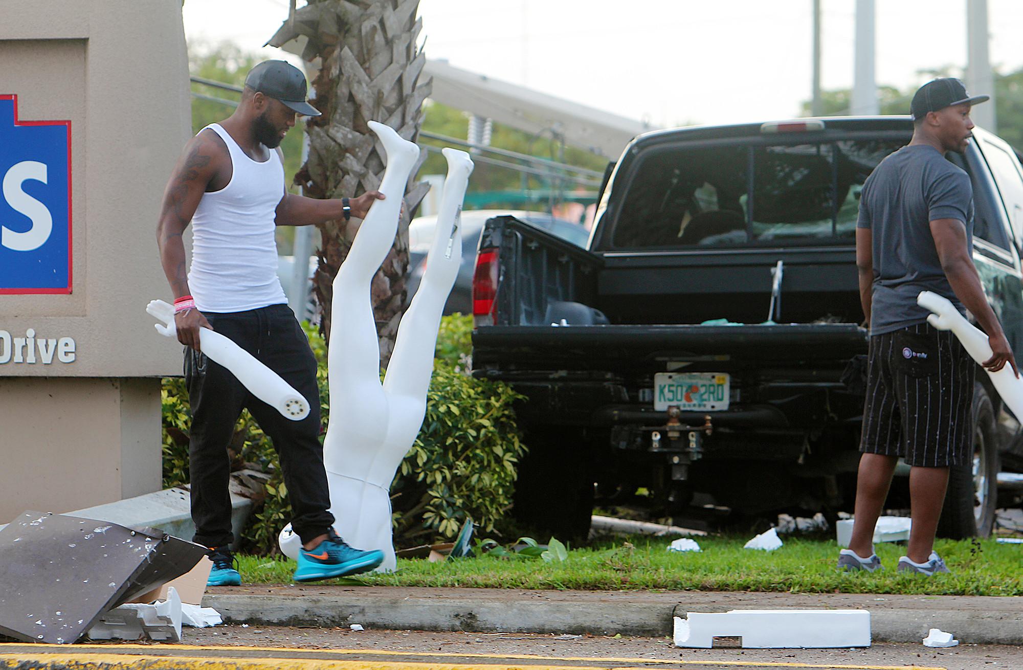 Smash And Grabs Pines Crash May Have Links To Miami Dade