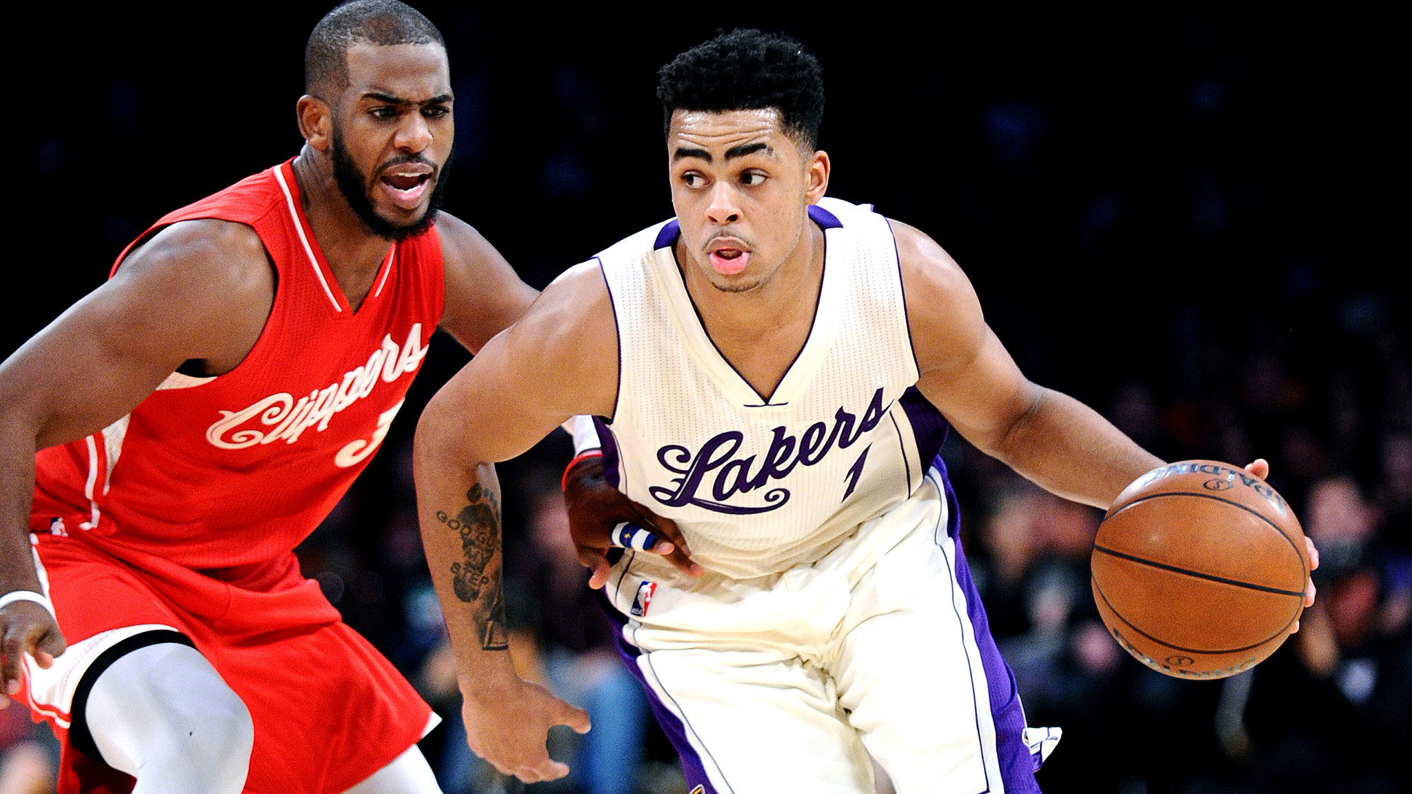 lakers vs clippers - photo #36
