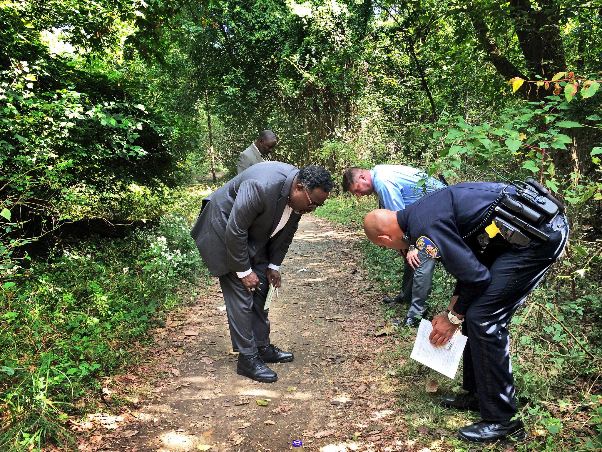 Chasing a killer: Detectives meet the Golden Child, but ...