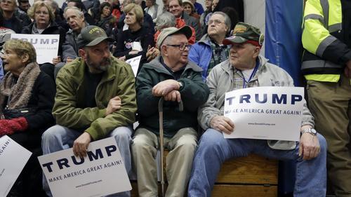 (Steven Senne / Associated Press)