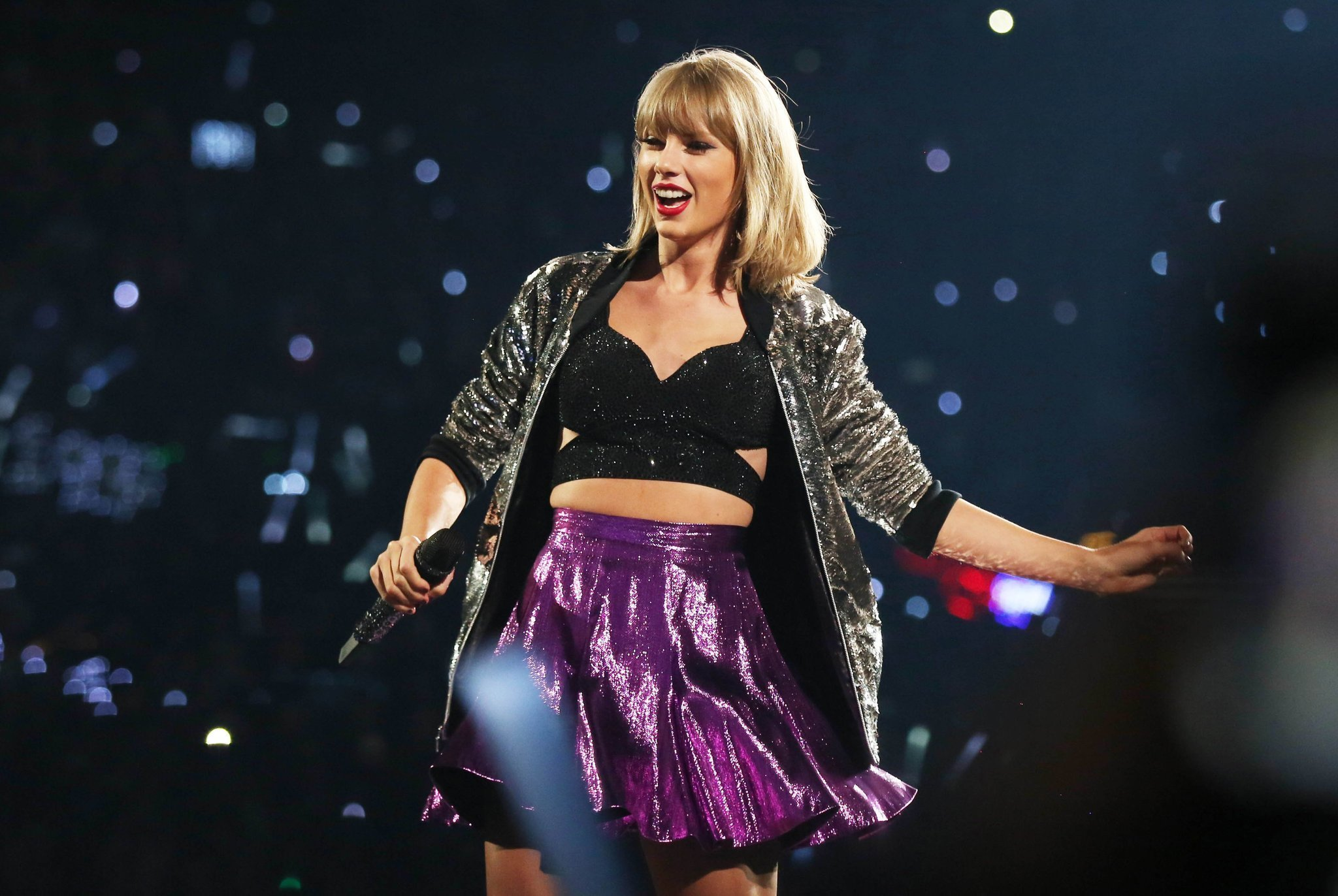 Taylor swift tour dates 1989