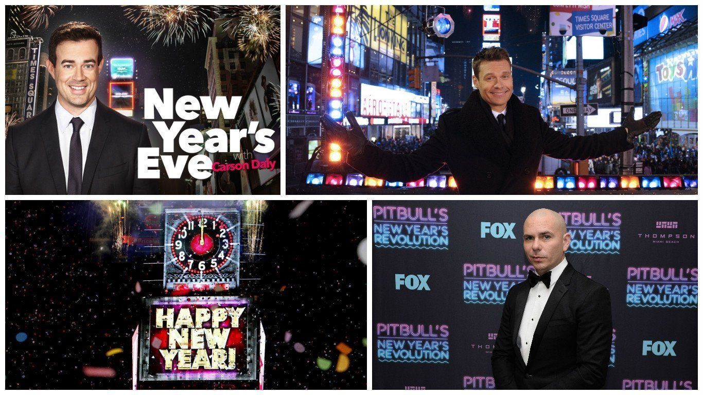 New Year's Eve TV specials: What to watch, who has the ...