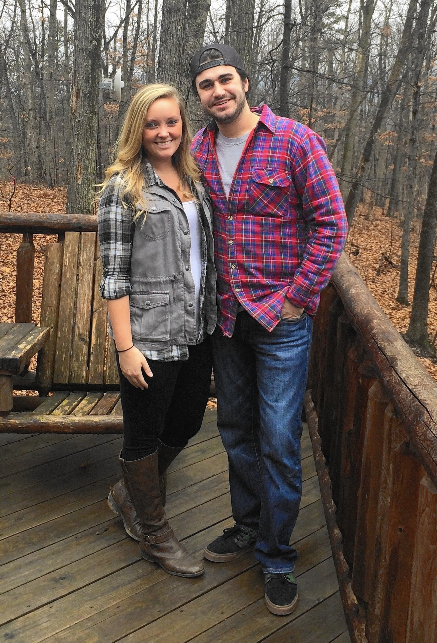 jill pontier and zachary bauer carroll county times