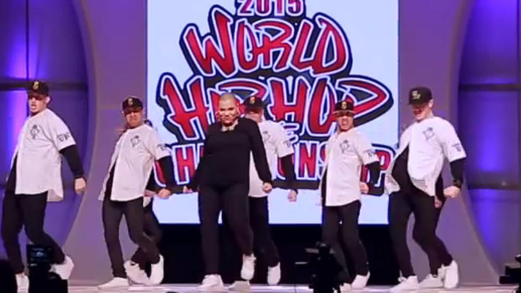 The Royal Family dance company 2015