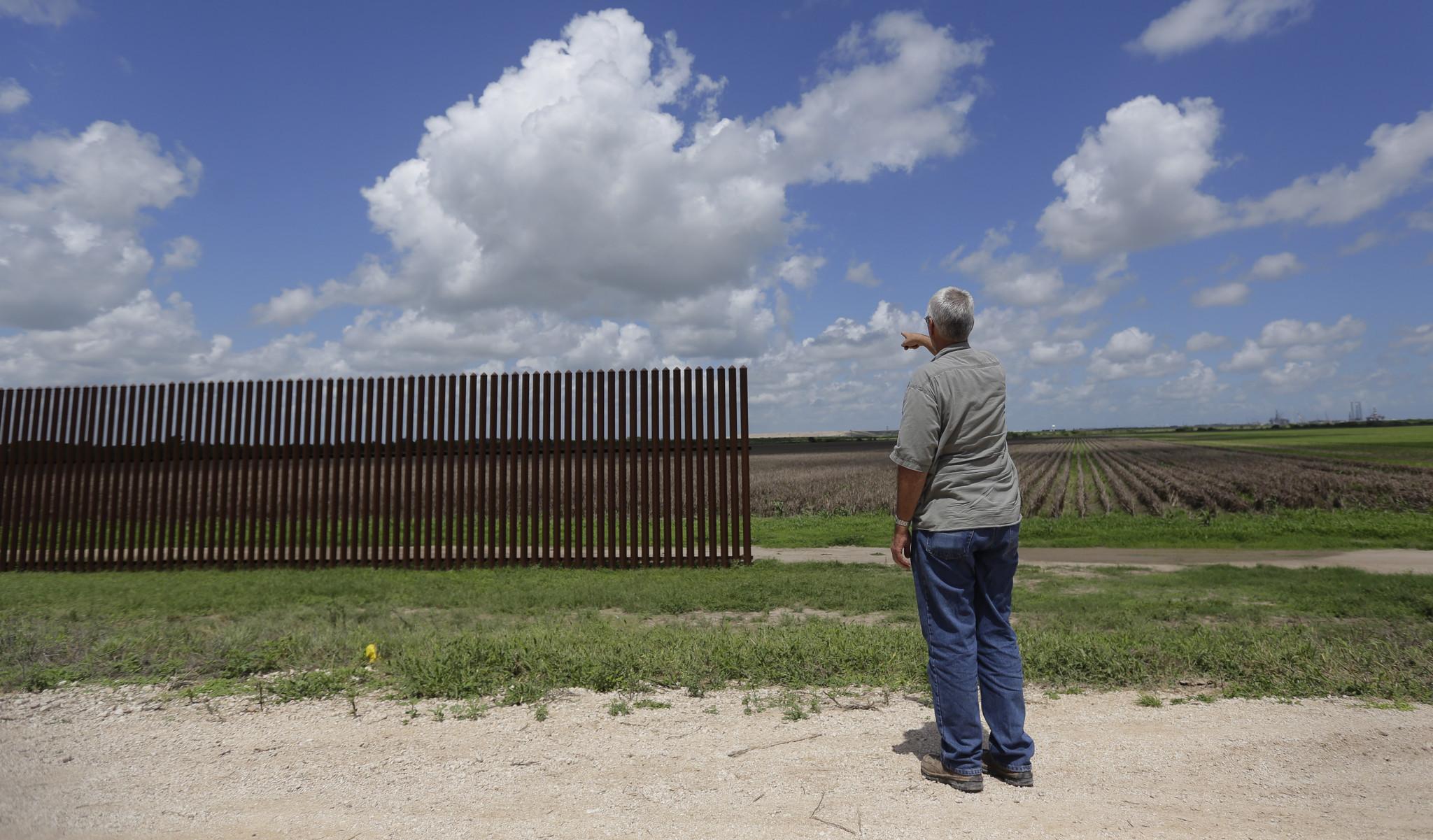 Muro Fronterizo Entre M 233 Xico Y Estados Unidos Podr 237 A Tener