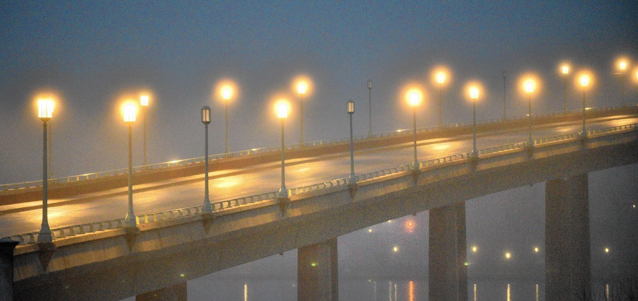 Costly New Lights Go Dark On Naval Academy Bridge