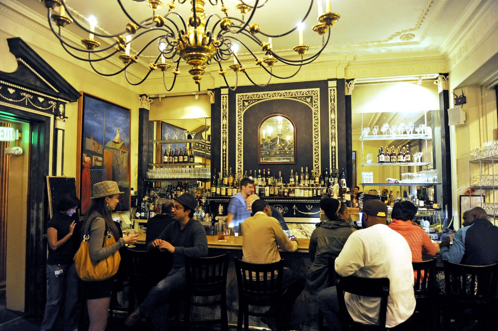 15 beautiful restaurant spaces in Baltimore - Baltimore Sun