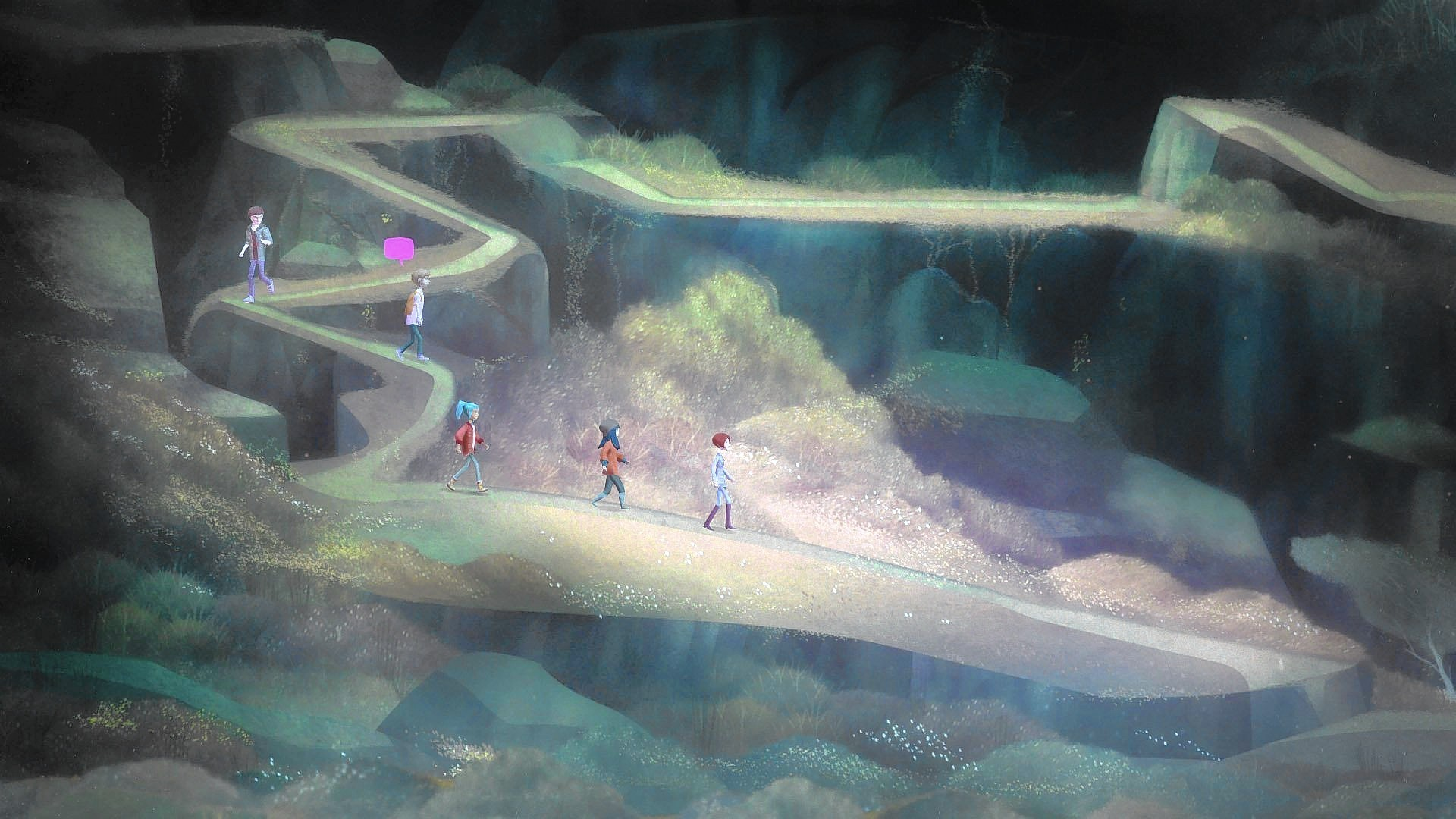 Image result for oxenfree 1080p