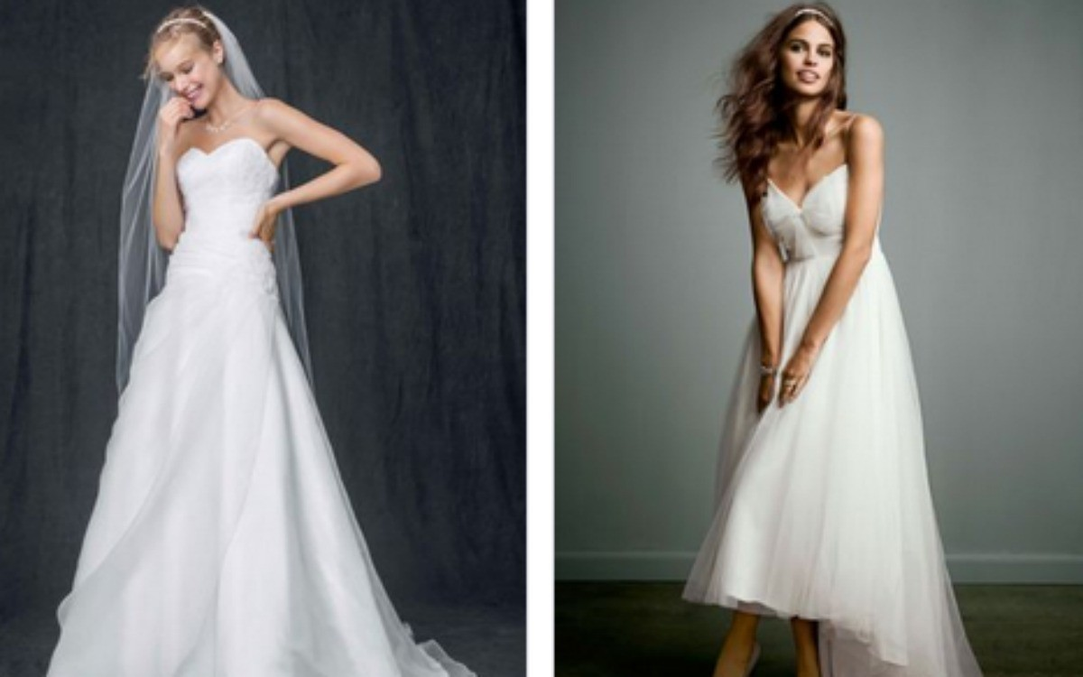 David S Bridal Wedding Gowns
