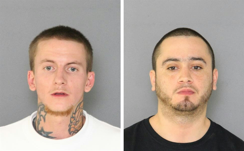 2 men arrested, charged for Christmas Eve home invasion - Daily Press