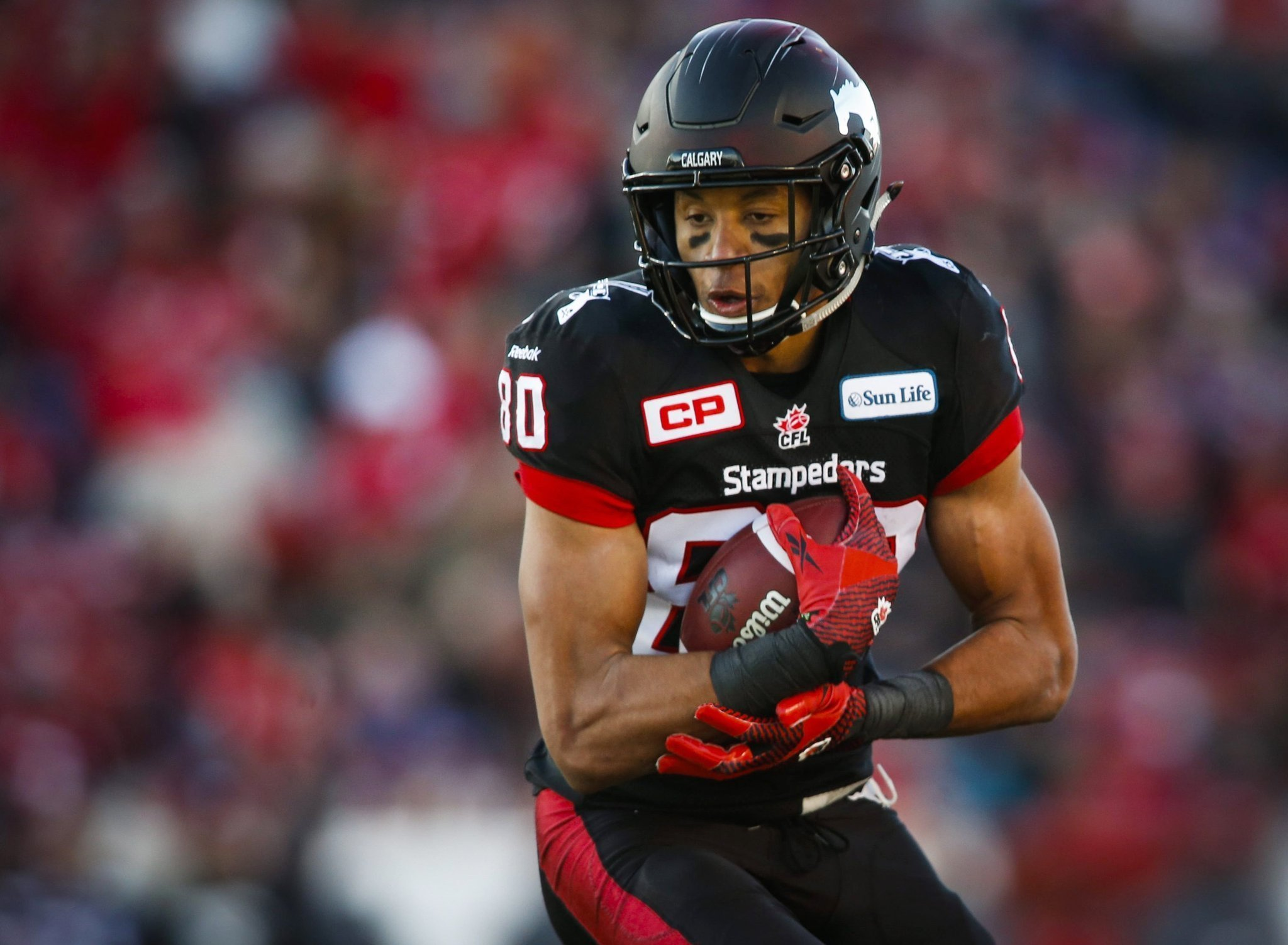 Bears One Of 16 Nfl Teams That Cfl Star Eric Rogers Is
