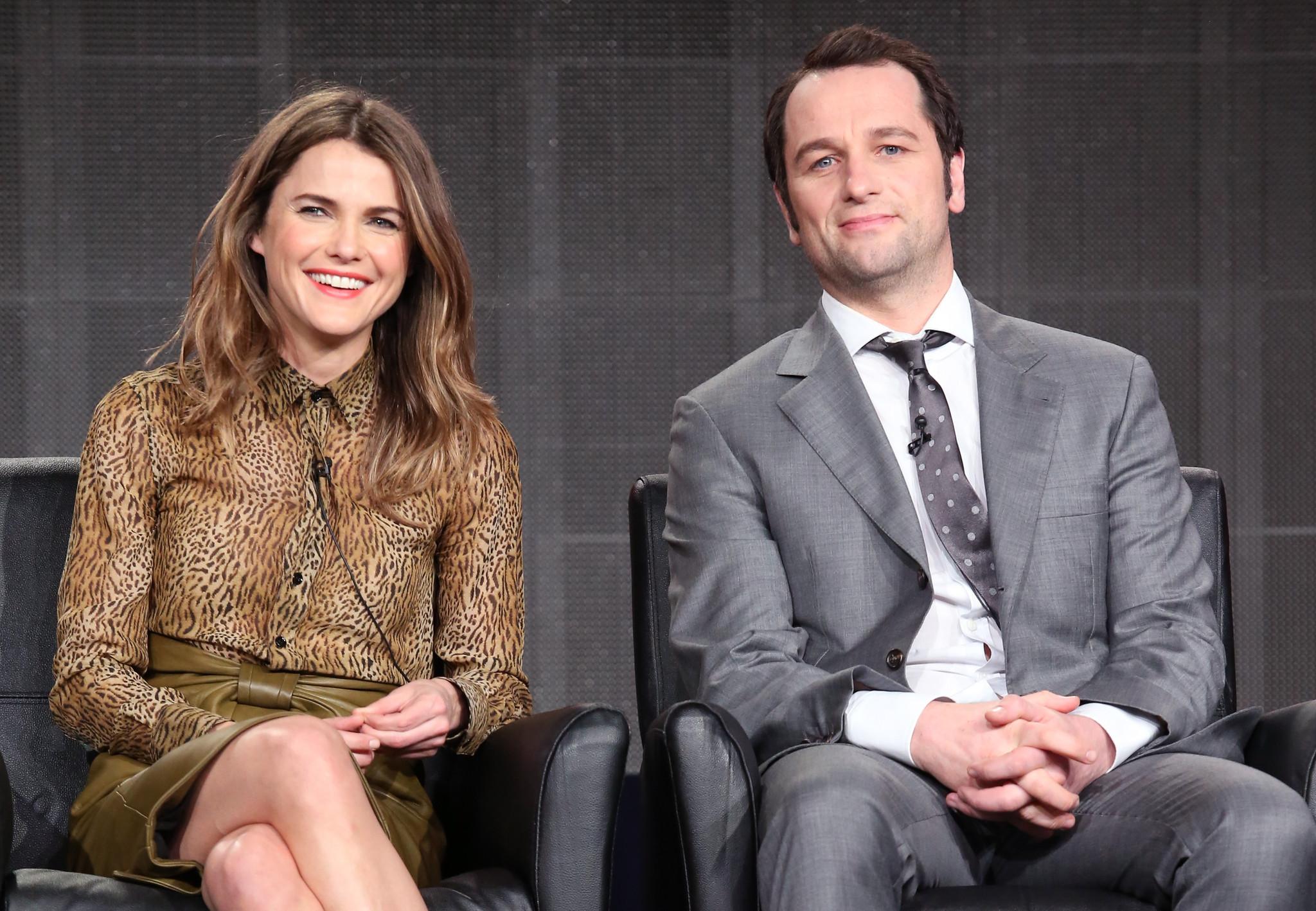 'Americans' costars Keri Russell, Matthew Rhys reportedly ...