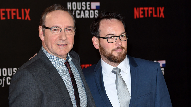 gay arrest Kevin spacey london