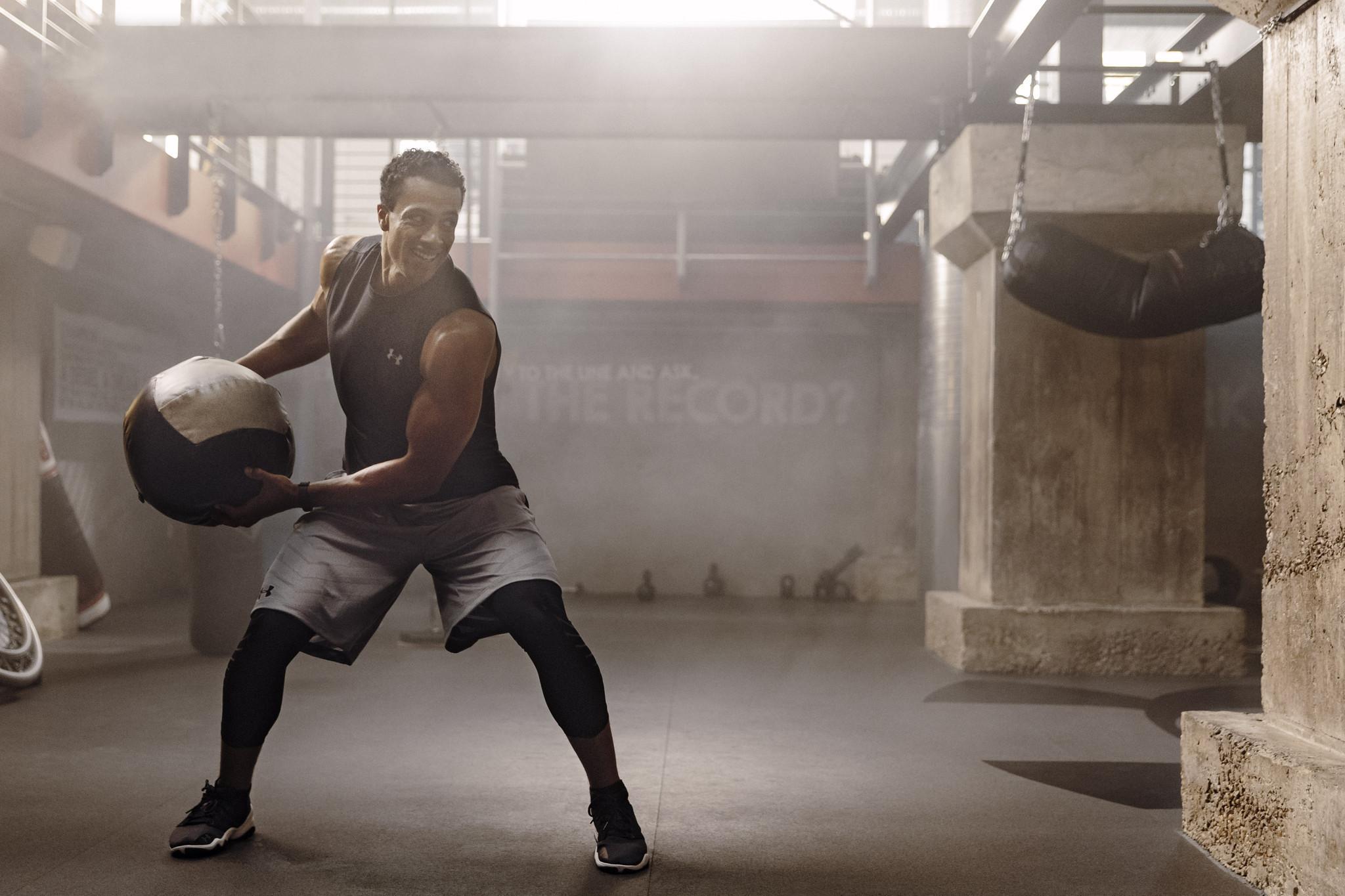 Under Armour Raises The Bar On Digital Fitness