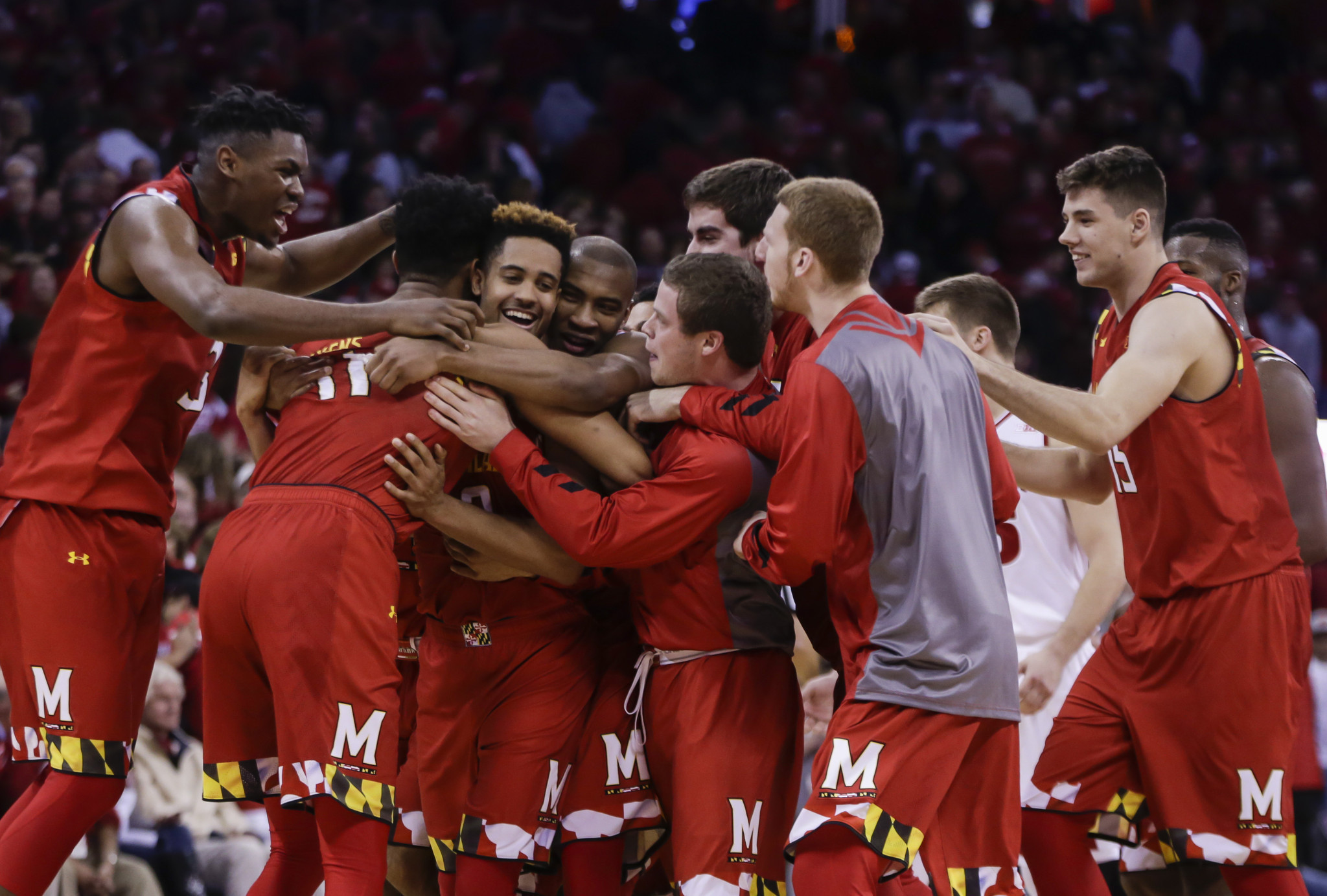 Melo Trimble's trey with 1.2 seconds to go gives No. 3 ...