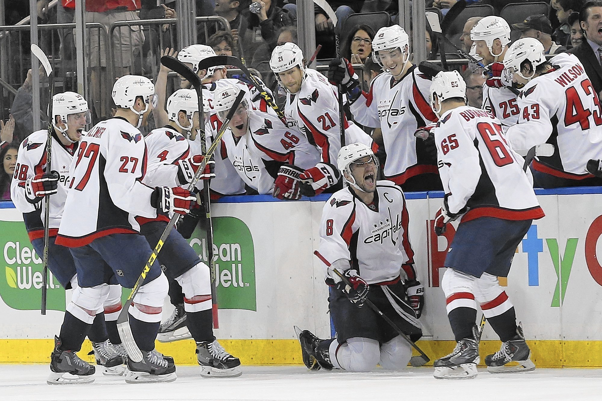 Ovechkin scores in overtime to give Capitals a 4-3 win - Capital Gazette 368415e470de