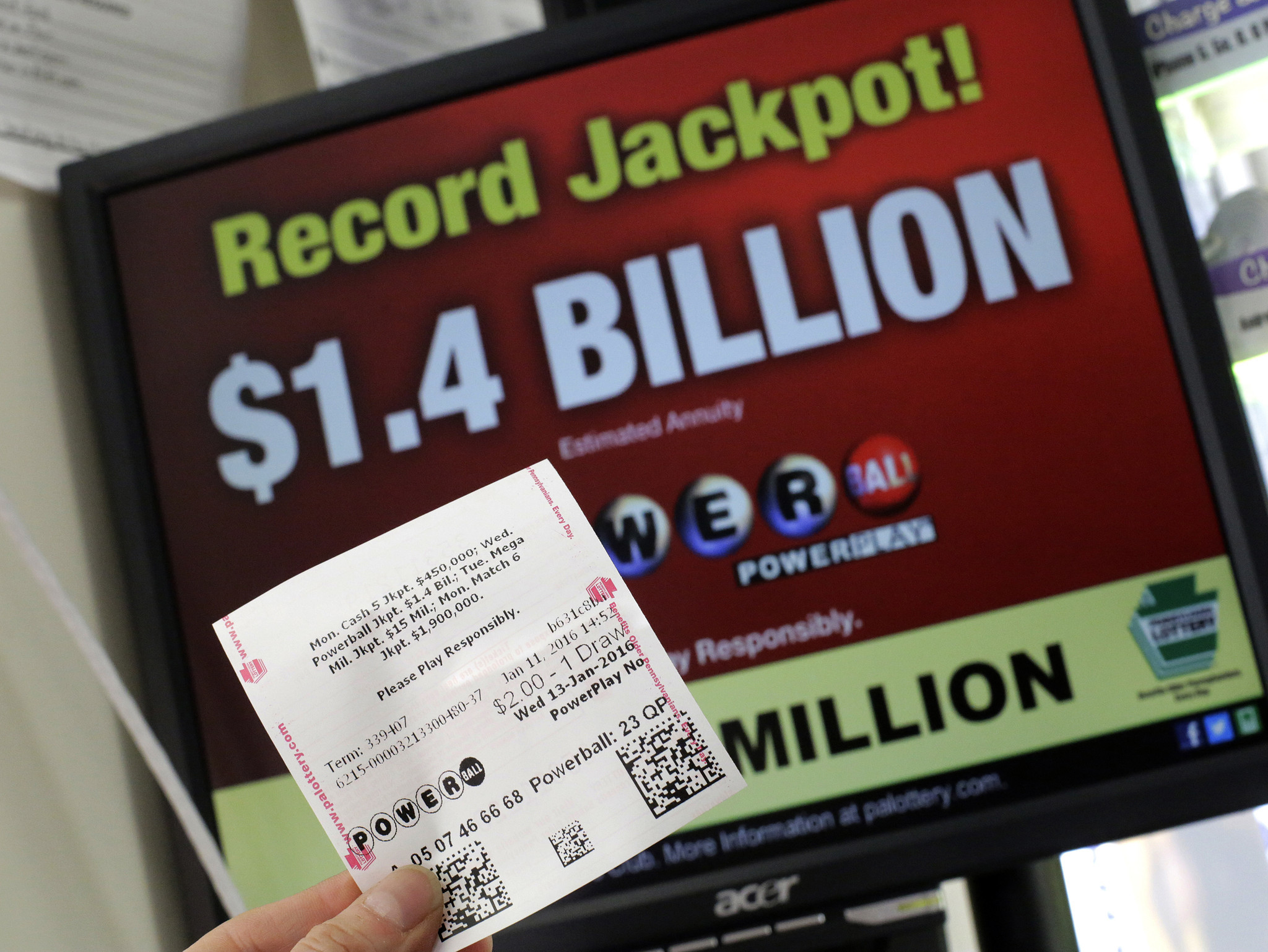 New Powerball Rules