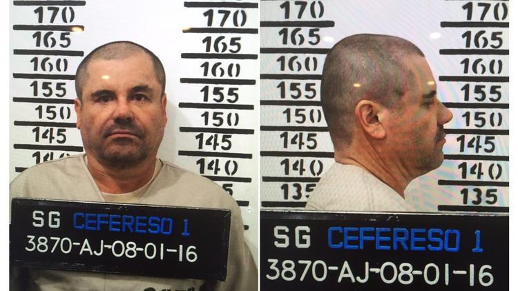 Photo gallery: Joaquin 'El Chapo' Guzman
