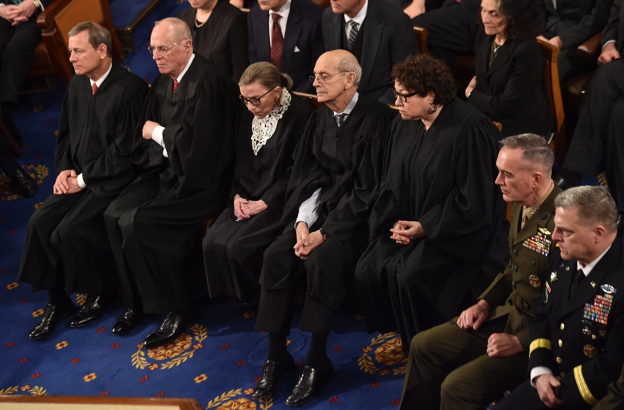 Supreme Court justices should leave politics out of the ...