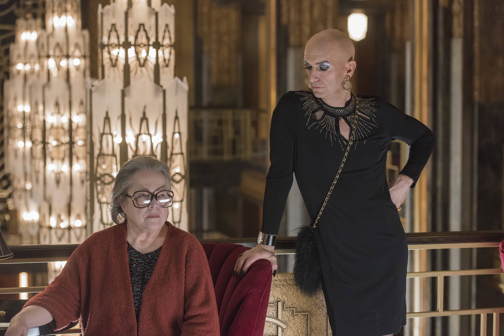 American Horror Story: Hotel' finale recap: Another bizarrely happy