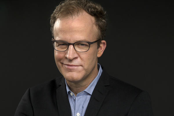 """""""Spotlight"""" director Tom McCarthy was nominated Thursday for a directing Oscar as well as for best original screenplay with Josh Singer. (Kirk McKoy / Los Angeles Times)"""