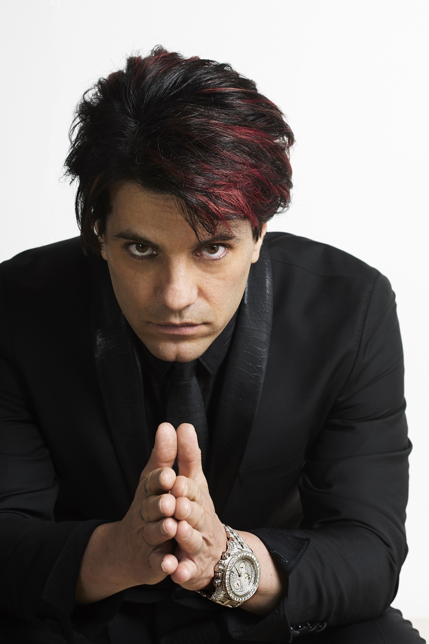 Interviewing Criss Angel Magician Says Demand Led Him To