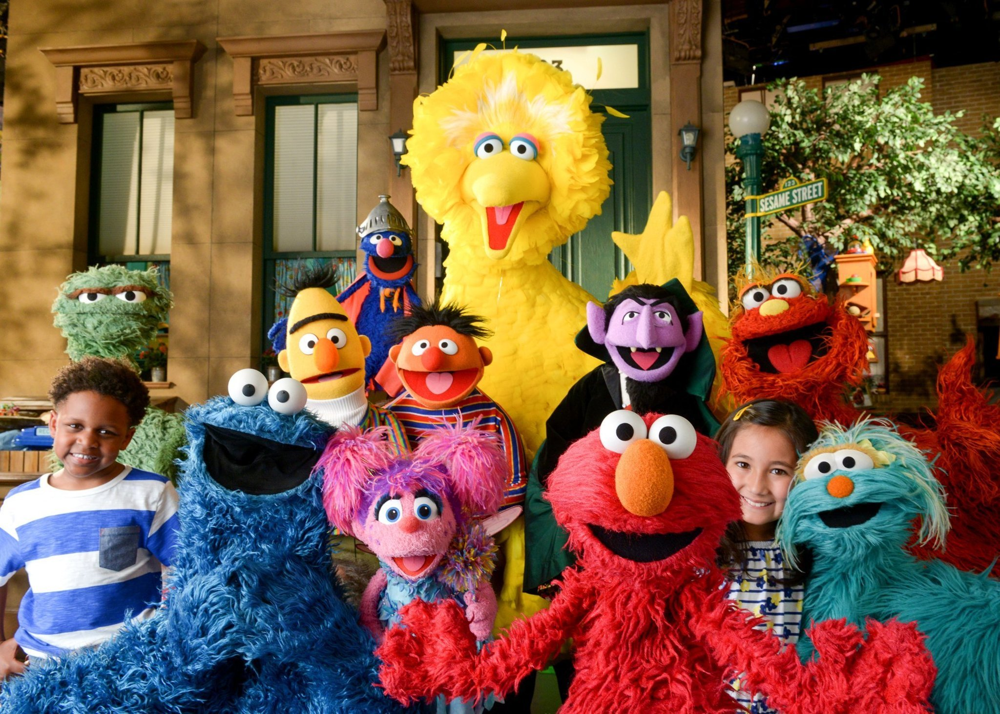 Those who pay can get to Sesame Street sooner and that