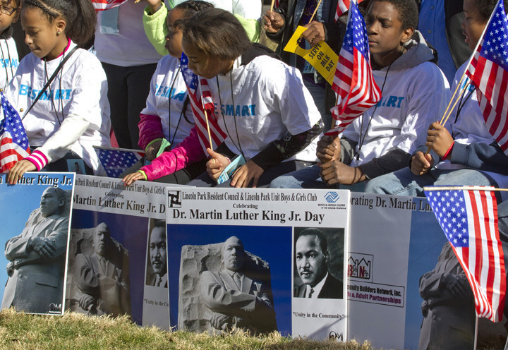 Mlk Day Events On The Peninsula Daily Press