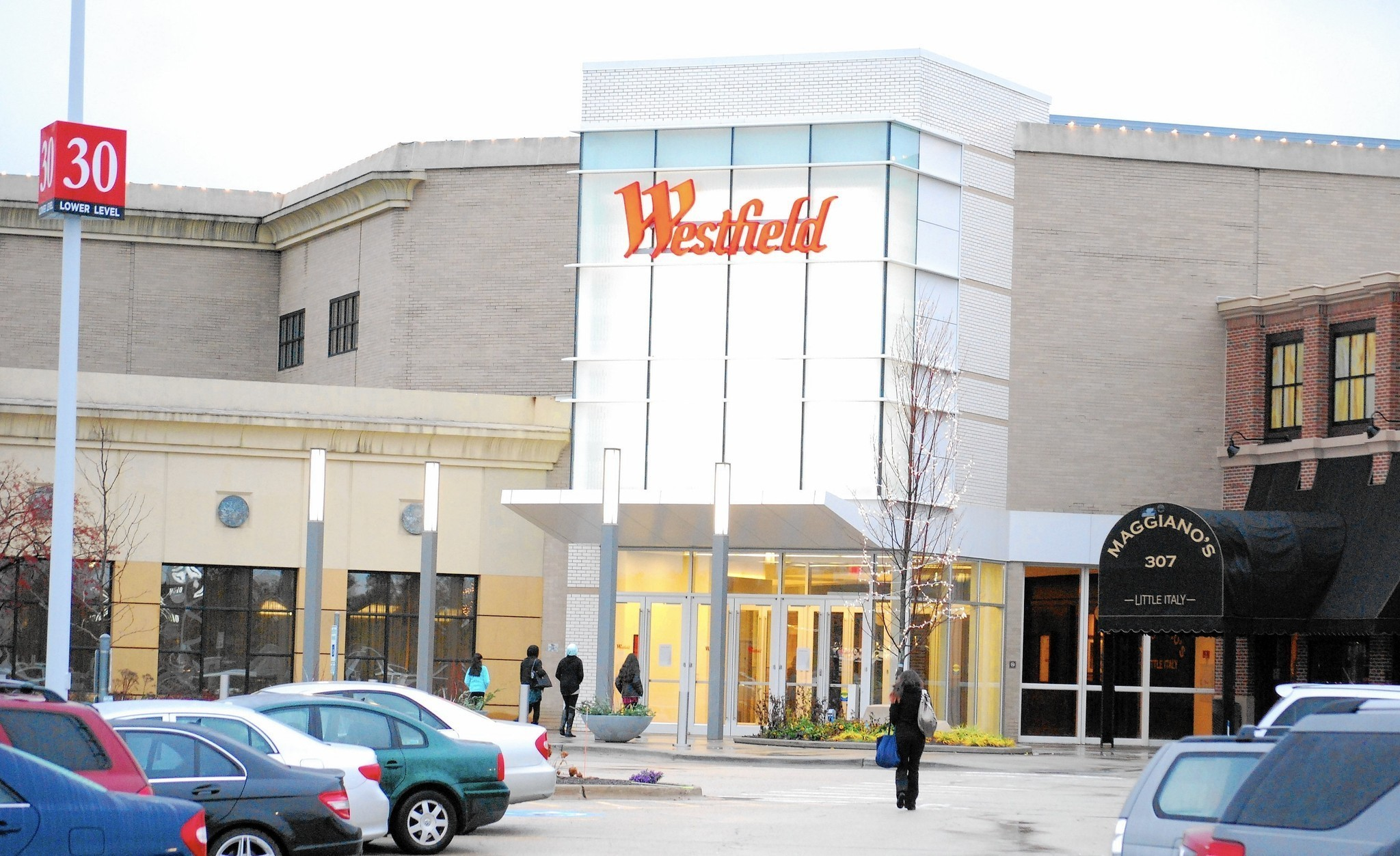 Hawthorn Mall is home to Macy's, JCPenney, Carson Pirie Scott, Sears and over diverse specialty retailers including: AMC, Banana Republic, Barnes & Noble, Gap, LOFT, H&M, Mario Tricoci Day Spa & Salon, Teavana, and Victoria's Secret.